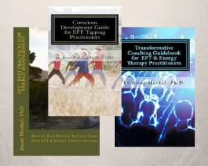 EFT Books by Dr. Anne Merkel