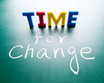 Change – It is a Given! Clear Your Blocks Now!